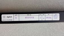 10 X Agilent  HDSP-2113 Alphanumeric Displays Panel 8DIGIT 280LED Green DIP-28