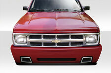 82-93 S10 Blazer Jimmy Duraflex SS Look Front Bumper 1pc Body Kit 109520