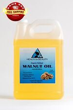 WALNUT OIL ORGANIC CARRIER COLD PRESSED PREMIUM NATURAL PURE 7 LB