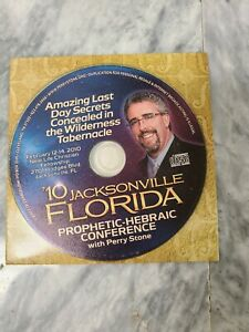 Perry Stone, 10 Jacksonville Florida, Prophetic Hebraic Conference Cd