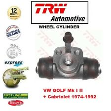 Für VW Golf Mk I II + Cabriolet 1974-1992 1x Hinterachse Radbremszylinder