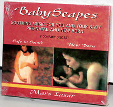 DCC 2-CDs IZS-(2)-204: Mars Lasar - Babyscapes - OOP 1996 USA Factory SEALED