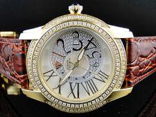 Mens New Aqua Master Jojo Joe Rodeo 44Mm W# 127 Diamond Watch 1.7 Ct
