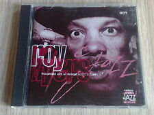 ROY AYERS - HOT (LIVE AT RONNIE SCOTT'S CLUB) - CD