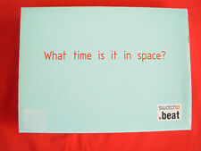 SWATCH SPECIAL BEAT WHAT TIME IS IT IN SPACE? (BEATNICK MISSION) SQZ101 - 1999