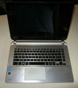 Toshiba Satellite Laptop  ~  E45t-B4204 ~  Intel i5 ~ Parts only