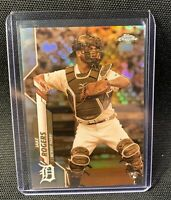 2020 JAKE ROGERS Topps Chrome Rookie SEPIA Refractor #47 - Detroit Tigers