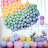"100Pcs 10"" Macaron Candy Pastel Latex Balloon Wedding Party Decor Birthday"
