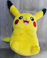 Nintendo Pokemon 1997 Pikachu Plush Soft Toy Vintage Retro Gaming Collectable