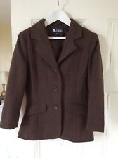 Dublin Child's Brown Tweed Hacking Jacket chest 24 inches