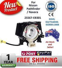 AU Spiral Cable Clock Spring Squib Ring Airbag For Nissan Pathfinder Navara D40