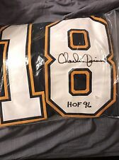 Charlie Joiner autographed Jersey COA JSA Certified San Diego Chargers Nfl Auto