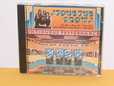 CD - STONE THE CROWS - ONTINUOUS PERFORMANCE