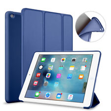 Lightweight Smart Case Hard Back Cover for the Apple iPad 9.7 iPad 5th/6th Gen