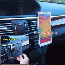 Car/Truck Dash Air Vent Clip-On Phone Mount For Samsung Galaxy Note 3 N9000