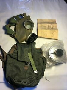 Polish Army NBC Gas Mask Out Of Date
