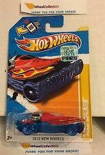 Mad Fast #29 * RED * Factory Set 2012 Hot Wheels * Y30