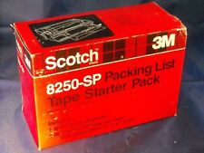 Packing List Pouch Tape Shpg. Doc. Protect System 3M