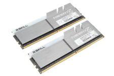 16 GB G.SKILL Trident Z RGB DDR4 RAM Kit // 2x 8 GB // F4-2400C15D-16GTZR