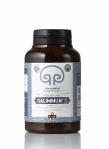 BIO Galimmun® K Reishi, Ganoderma lucidum Pilzpulver Kapseln, 140 Stück