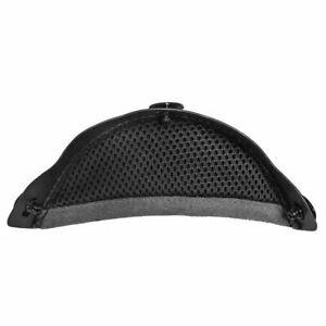 Bell Qualifier DLX Chin Curtain Black Replacement for Qualifier DLX Helmet