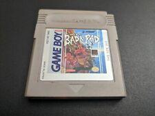 Skate or Die Bad n Rad Nintendo Game Boy Original EXMT cond cartridge authentic