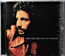 CD Very Best of Cat Stevens Father and Son Moonshadow Peace Train Sitting NICE