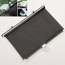 NEW Retractable Car Auto Sun Shade Visor Rear Window Windshield Roller Blind