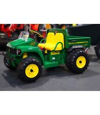John Deere HPX Gator 12v Kids Ride - Battery Operated Ride-on