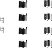 Mintex Front Brake Pad Accessory Fitting Kit MBA1244  - 5 YEAR WARRANTY