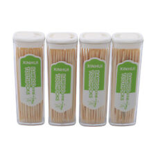 Disposable Wooden Dental Bamboo Toothpick For Home Restaurant Toothpicks G
