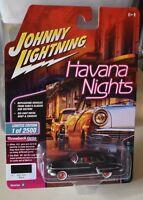 JOHNNY LIGHTNING 1950 OLDS ROCKET 88 HAVANA NIGHTS SERIES 1 of 2500 NEW