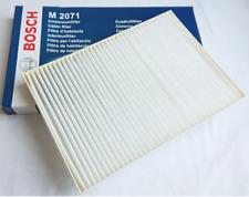 Bosch 1987432071 Cabin / Pollen Filter - M2071 - Audi Seat