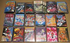 Japanese Sega Mega Drive Games Japan RARE * Big choice * Only pay Shipping Once