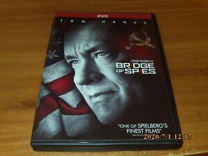 Bridge of Spies (DVD, Widescreen 2016)