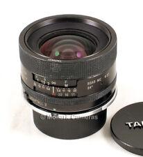Tamron 24mm f2.5 Nikon Mount Manual Focus Adaptall Lens. More Wide Lenses Listed
