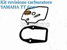 KIT REVISIONE CARBURATORE GRUPPO SPILLO GALLEGGIANTE YAMAHA TT 600 1985/1990