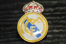 REAL MADRID CF FOOTBALL ENAMEL PIN BADGE