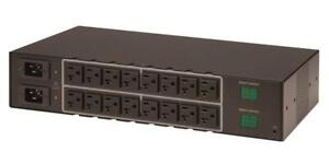 ServerTech Fail-Safe Transfer Switch CW-16HF1B452 (Open Box) 120V 16x5-20R