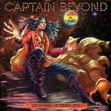 Captain Beyond - Live in Texas - October 6, 1973 [New CD]