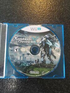Xenoblade Chronicles X Disc Only (Nintendo Wii U, 2015)
