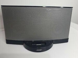 Bose SoundDock Series II 2 Digital Music System Speaker Black UNIT ONLY