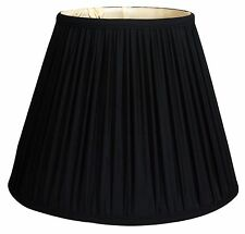 Deep Empire Gather Pleat Lamp Shade (BS-753)