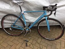 New Canyon Ultimate CF SLX 9.0 Di2 2016 Gran Tourismo Blue Road Bike size 56,M/L