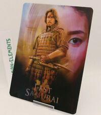 THE LAST SAMURAI - Lenticular 3D Flip Magnet Cover FOR bluray steelbook