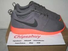 Nike Roshe Run One Mango Pink Grey Mesh Shoe OG New DS Size 10