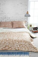 New Deny Designs Brown Amirah Duvet Cover By Aimee St Hill Twin