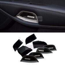 Interior Door Logo Point Pocket Holder Pad Tray Box 8P for KIA 15-17 Sorento UM