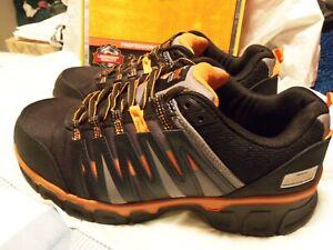 NIB - Men's Herman Survivor Composite Toe Shoes - Size 9