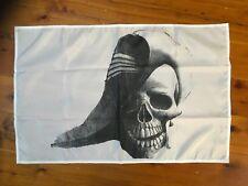 Tom Storrier STONE man cave flag AUSSIE CULT CLASSIC wall hanging Biker movie